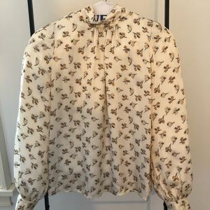 Silk Marc Jacobs Blouse